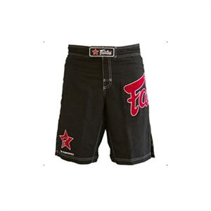 Fairtex AB1 Black Board Shorts